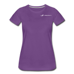 ERGOFINITY™ Women's T-Shirt Premium Light - purple