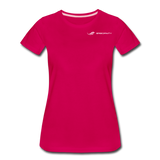 ERGOFINITY™ Women's T-Shirt Premium Light - dark pink