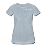 ERGOFINITY™ Women's T-Shirt Premium Light - heather ice blue