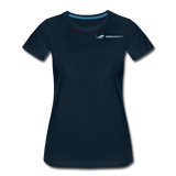 ERGOFINITY™ Women's T-Shirt Premium Light - deep navy