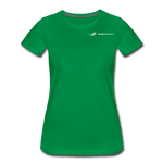 ERGOFINITY™ Women's T-Shirt Premium Light - kelly green