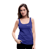 ERGOFINITY™ Women's Tank Top Premium Light - royal blue