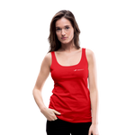 ERGOFINITY™ Women's Tank Top Premium Light - red