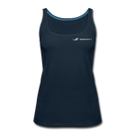 ERGOFINITY™ Women's Tank Top Premium Light - deep navy