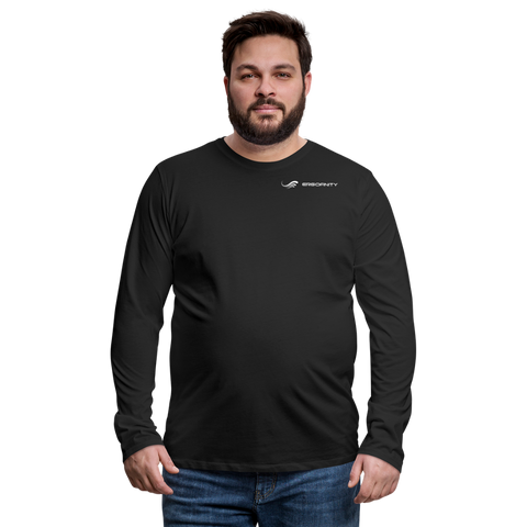 ERGOFINITY™ Men's Long Sleeve T-Shirt - black