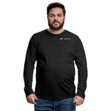 ERGOFINITY™ Men's Long Sleeve T-Shirt - charcoal gray