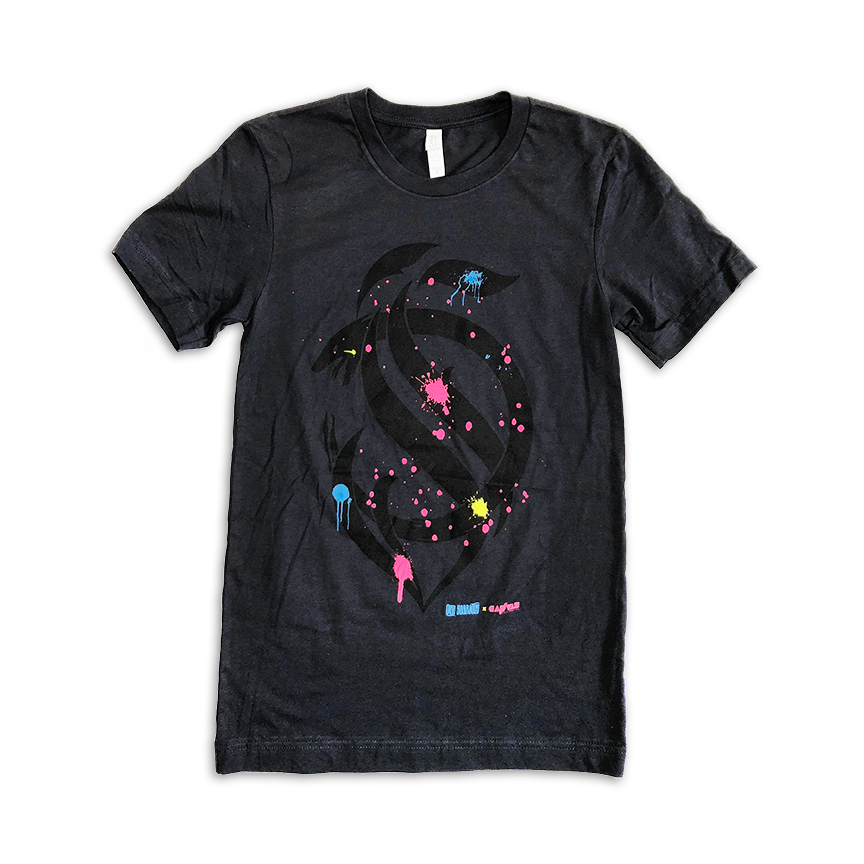 Our Sorrows Paint Splatter T-Shirt