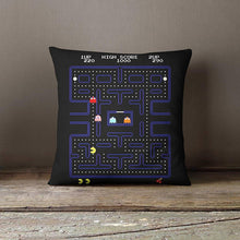 Load image into Gallery viewer, PACMAN Decorative Throw Pillow Cover Decorative