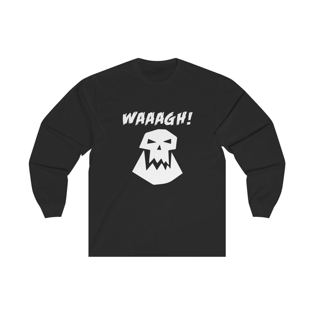 Ork Orruks Waagh!! Long Sleeve Tee