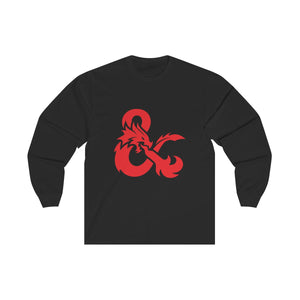 Unisex Dungeons and Dragons Long Sleeve Tee