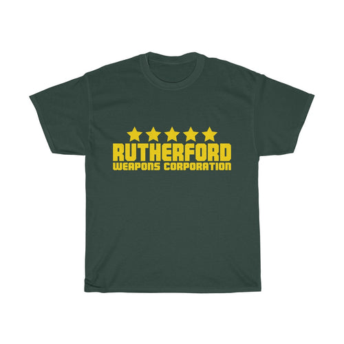 Gaslands Rutherford Heavy Cotton Tee