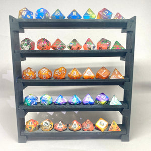 Dice Display Shelves