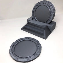 Load image into Gallery viewer, Stargate Coasters