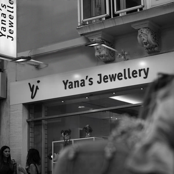 Customise your own jewellery with Yana's Jewellery at Yana's Shop in Sliema Malta