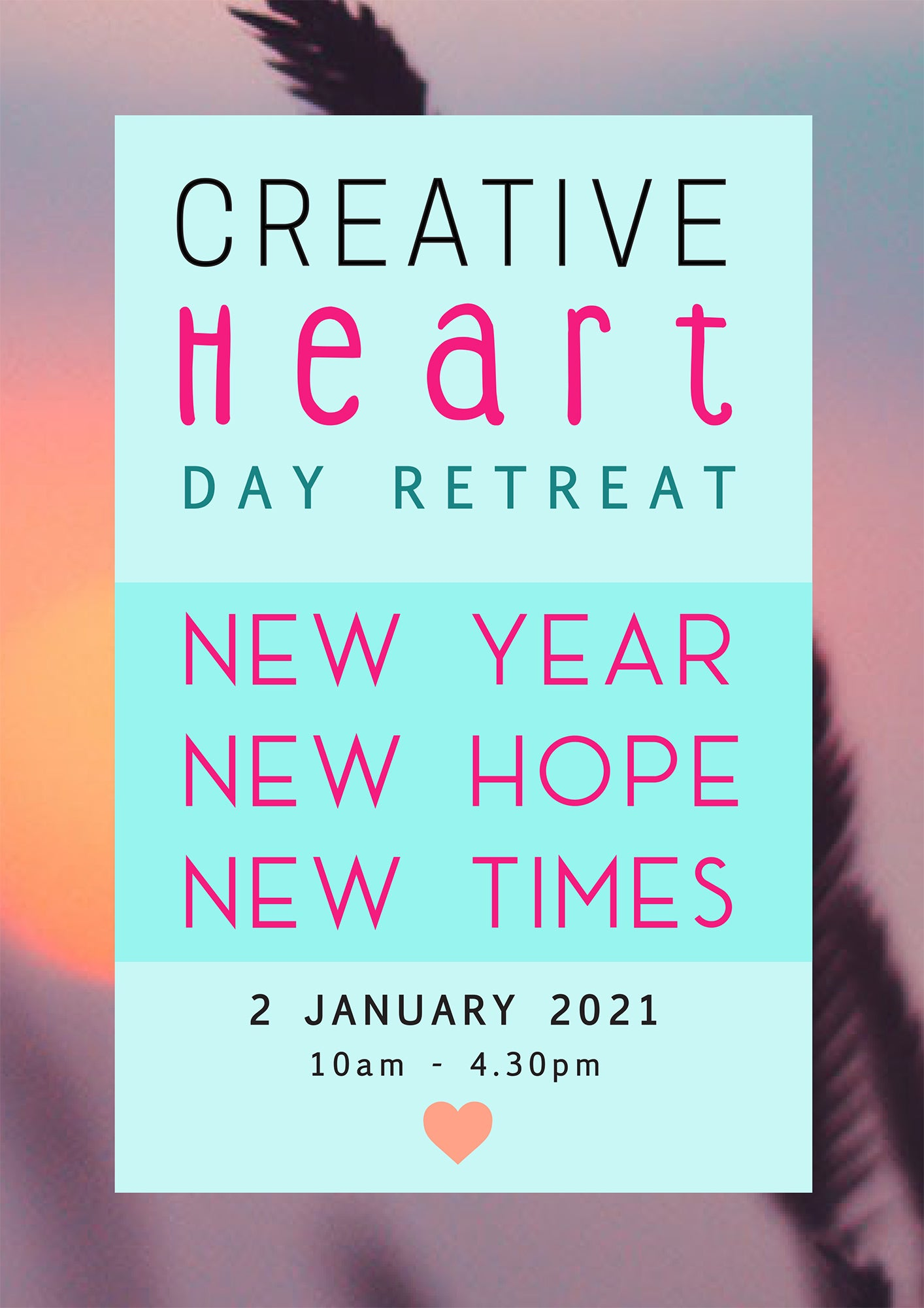 Creative Heart retreat
