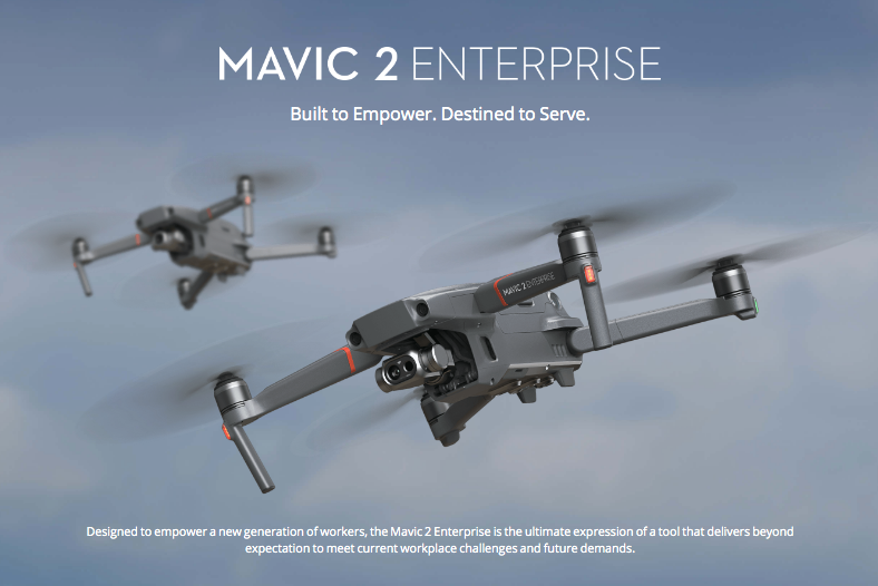 Mavic 2 Enterprise - Accessories