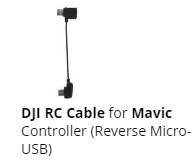 DJI MAVIC RC CABLE PART#3