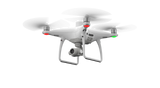 DJI Phantom 4 RTK Quadcopter with D-RTK 2 GNSS Mobile Station Combo