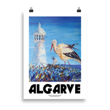 Load image into Gallery viewer, Algarve Poster