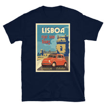 Load image into Gallery viewer, T-shirt Belem Fiat 500