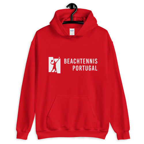 Beach Tennis Portugal Unisex Sweatshirt