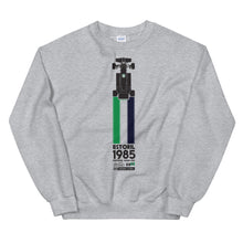 Load image into Gallery viewer, Senna Estoril 1985 Sweatshirt