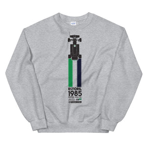 Senna Estoril 1985 Sweatshirt