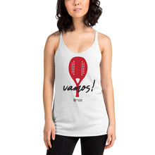 Load image into Gallery viewer, Vamos! Beach Tennis Women's T-shirt
