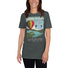 Load image into Gallery viewer, Lagoa do Fogo, São Miguel, Azores T-Shirt