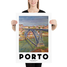 Load image into Gallery viewer, Porto, Poster