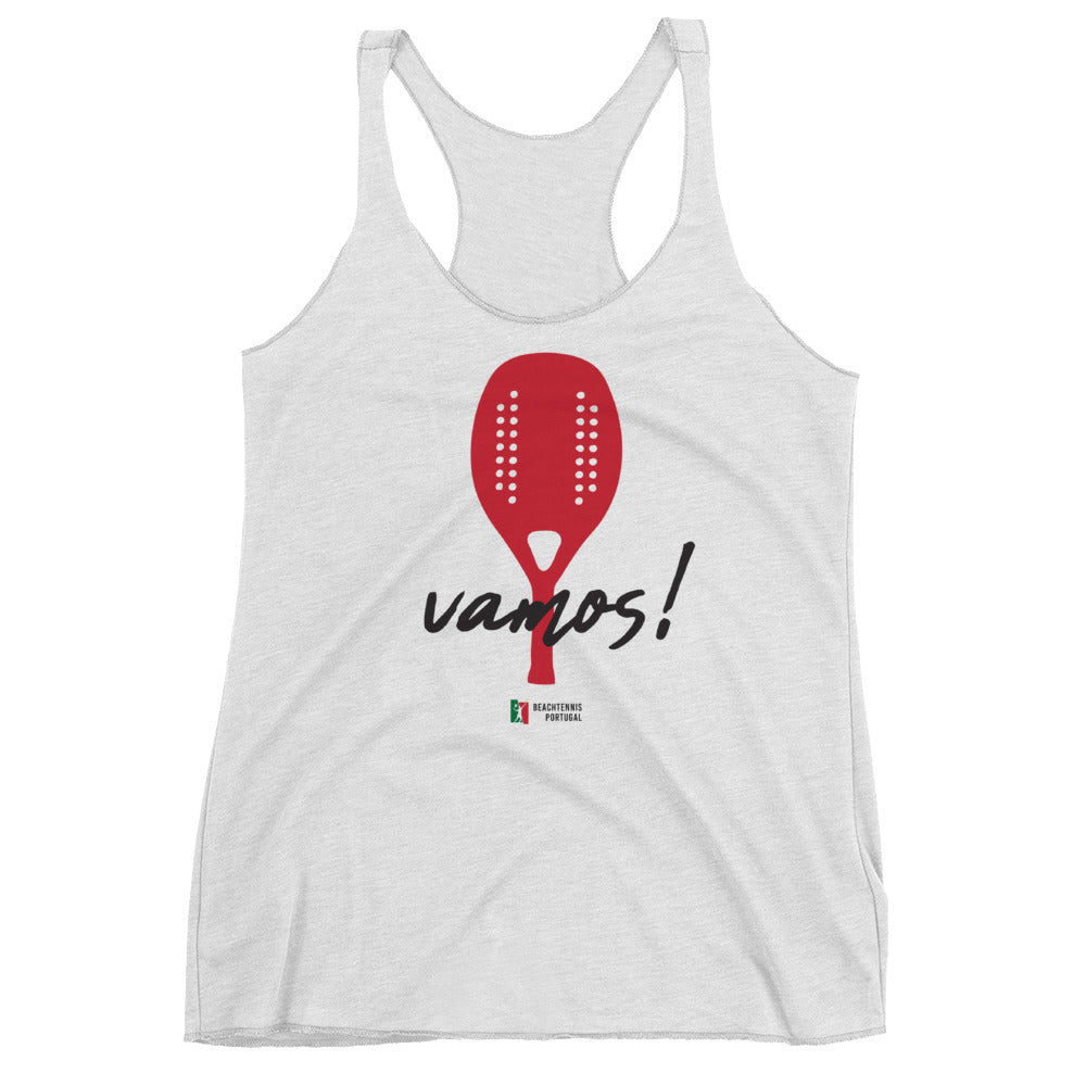 Vamos! Beach Tennis Women's T-shirt