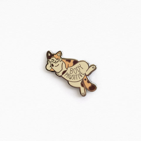 Body Pawsitive Pin