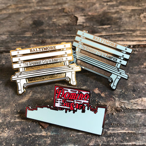 Baltimore Bench Pin