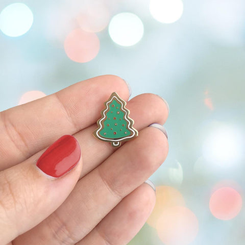 Stocking Stuffer Pin