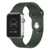 Army Green Apple Watch Strap