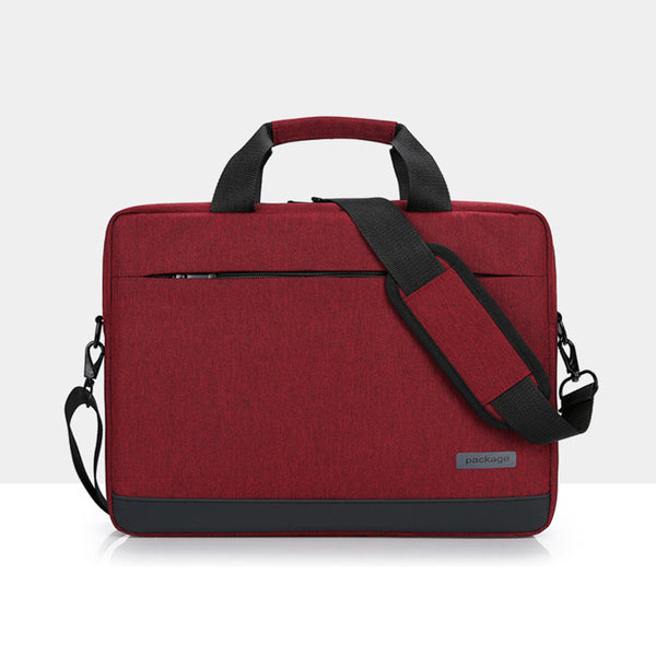 PACKAGE Red Messenger Bag