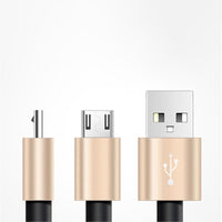 Gold Micro USB Cable