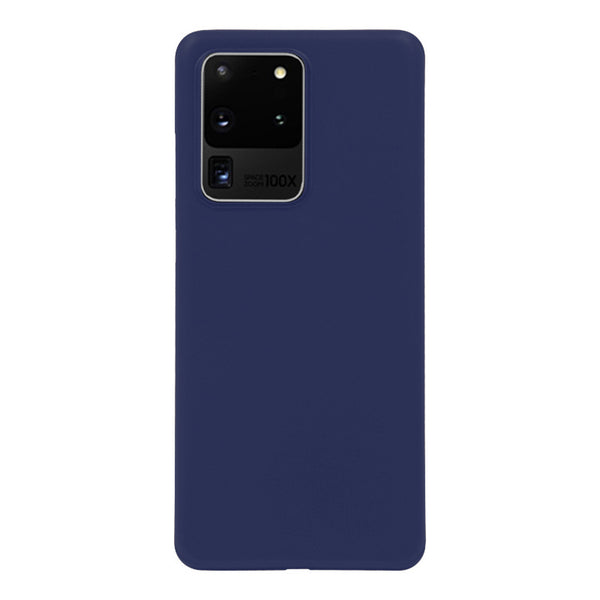Matte Navy Soft Case (Galaxy S20 Ultra)