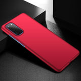 Metallic Red Hard Case (Galaxy S20)
