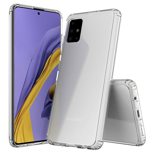 Acrylic Clear Case (Galaxy A71)