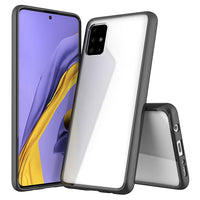 Acrylic Black Case (Galaxy A71)