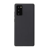 Matte Black Soft Case (Galaxy Note 20)