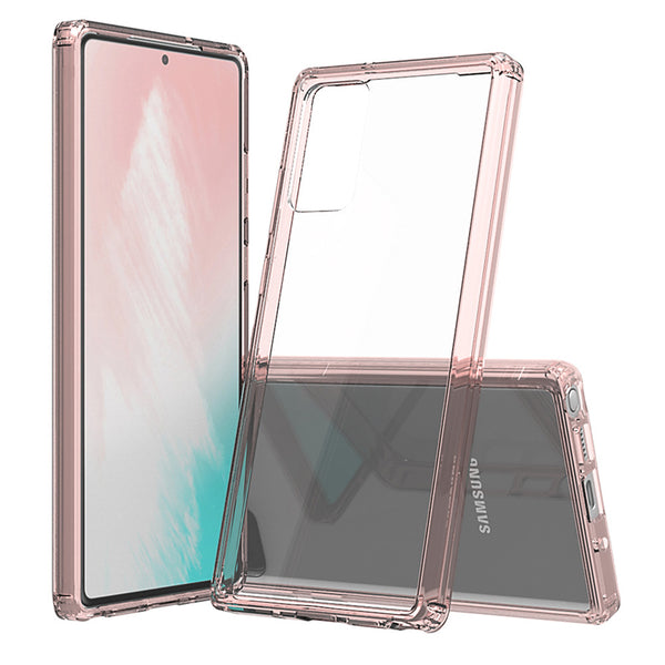 Acrylic Pink Case (Galaxy Note 20 Ultra)