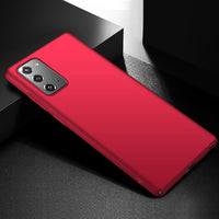 Metallic Red Hard Case (Galaxy Note 20)