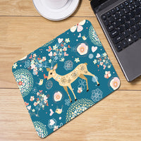 Flower Doe Mousepad