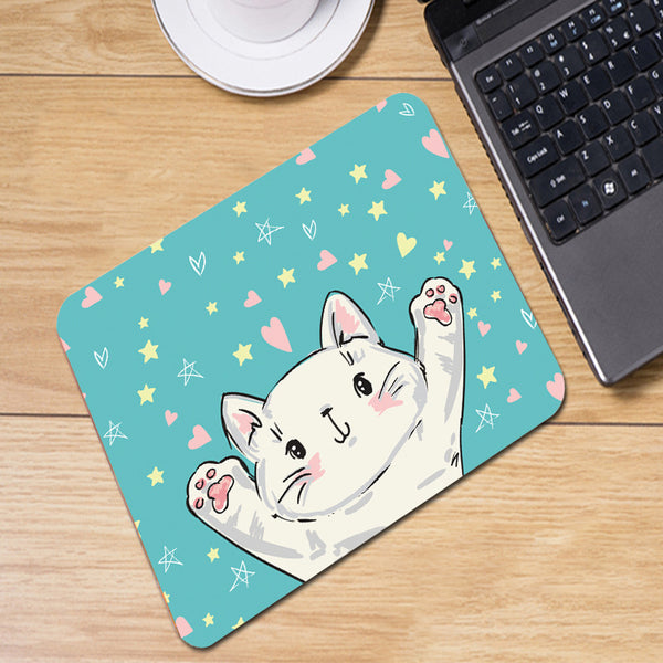Kitten Stars Mousepad