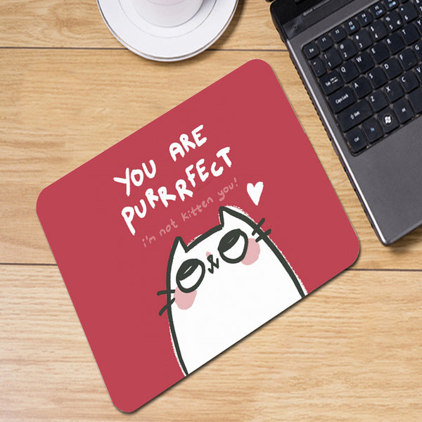 Purrrfect Mousepad