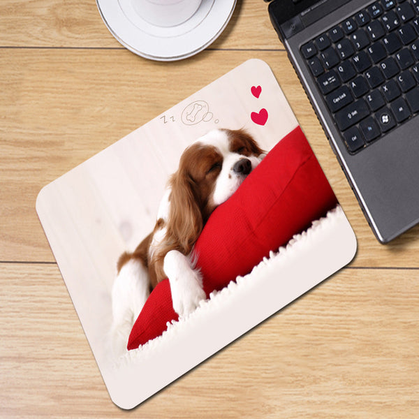 Doggy Pillow Mousepad