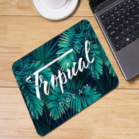 Tropical Dream Ferns Mousepad