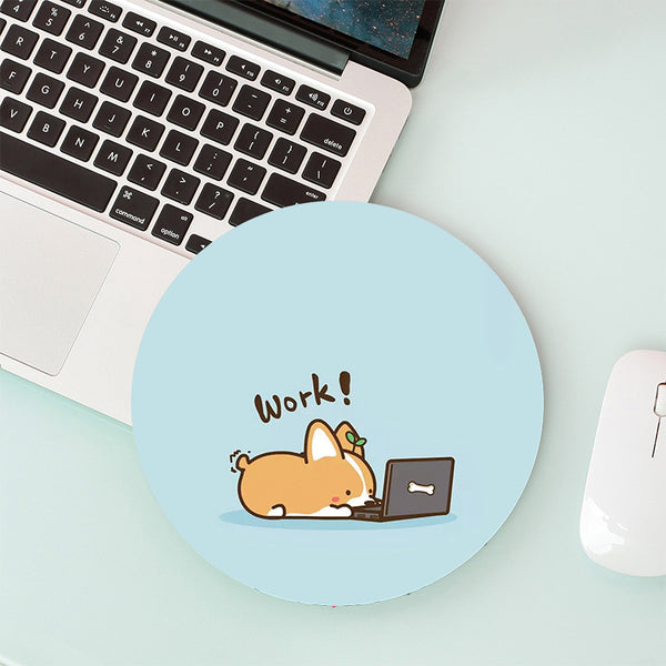 Work Mousepad
